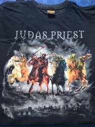 Camiseta Judas Priest -TamG