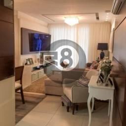 Apartamento à venda com 3 dormitórios em Itacorubi, Florianópolis cod:645