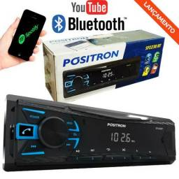 Som Positron Bluetooth