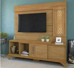 Home Summer Artely com Portas deslizantes, ideal para TVs até 55 P. - Entrega Imediata!