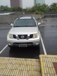 Nissan Frontier ano 2009/2010 automática, diesel, 4x4 - 2010