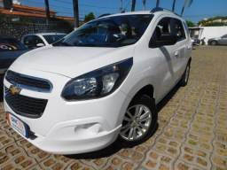 CHEVROLET SPIN 1.8 LT 8V FLEX 4P MANUAL. - 2017