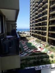 Apart/Flat Hotel Barra Bella - frente pro mar, espetacular