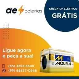 Bateria 95Ah da amarok, iveco e ducato comprar usado  Fortaleza