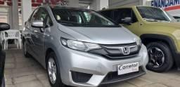 Honda - Fit LX 1.5 Automático - 2015 - Carro Extra