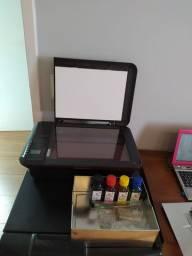 Impressora HP Deskjet 3050 - Wireless + escanner + copiadora