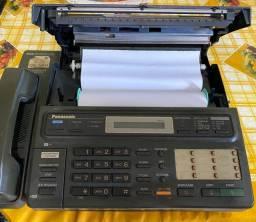 Vendo fax/telefone Panasonic
