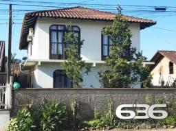 Casa à venda com 5 dormitórios em Paranaguamirim, Joinville cod:01029902
