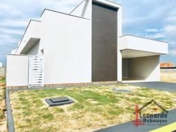 Casa em condomínio com 4 quartos no PORTAL DO SOL GREEN - Bairro Residencial Goiânia Golfe