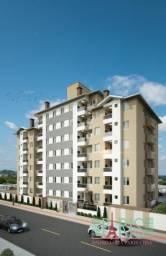 Apartamento à venda com 2 dormitórios em Pirabeiraba, Joinville cod:330