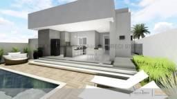 Belíssima casa Térrea, com arquitetura moderna - Alphaville II