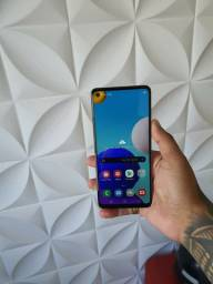 Troco a21s em iphone 6s plus ou 7