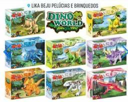 Dinossauros em legos R$ 15,00 cada