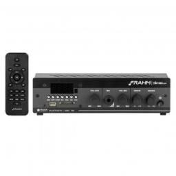 Amplificador Receiver Frahm Slim 1000 Bluetooth - Carauaru - (PE)