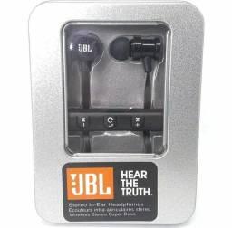 Fone de Ouvido JBL Bluetooth Com Entrada Para Cartão de Memória