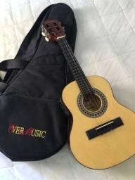 Cavaquinho, violão, Giannini