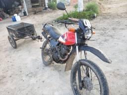 Xl 88 com reboque