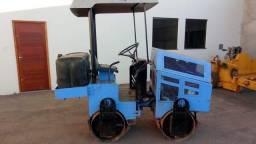 Rolo compactador Weber LS10