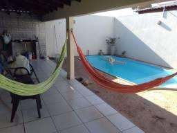 Casa Várzea Grande Chapéu do Sol com Piscina