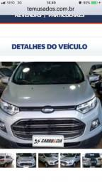 Ford ecosport 2.0 full 2014