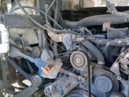 MECANICA COMPLETA DO ÔNIBUS VW 17260