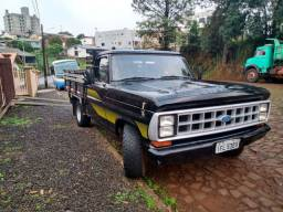 Ford f1000, ano 1984 turbo