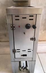 Fritadeira 30 Litros, Venâncio, a Gás, água e óleo