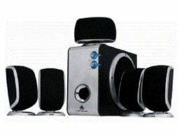 Clone Home Theater (15W RMS) Multimídia Speaker 5.1