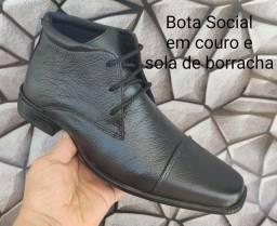 SAPATOS SOCIAL DE COUROvarias cores a pronta entrega zap *