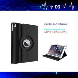 Capa Case 360 + Caneta Touch Ipad Pro 9.7 Polegadas A1673 A1674 A1675 Envio 24hrs