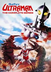 Ultraman Hayata - Seriado Completo Dublado