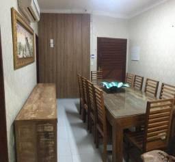 Conjunto mesa com aparador - madeira de demolição (desc. de 20% à vista)