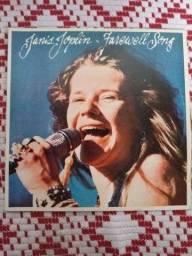 Lp Janis Joplin Farewell Song 1982