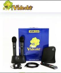 Videokê VSK 3.0 com 2.935 Músicas<br>