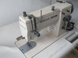 Máquina Singer 20u73 industrial
