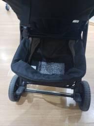 Título do anúncio: Carrinho + Cadeira BB automóvel Chicco