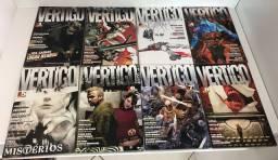 Revista Vertigo - 14 edições