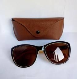 Óculos esporte feminino com lentes polarizadas e proteção UV