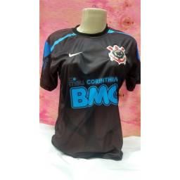 Camisas Futebol Masculina tamanho P adulto.