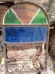 Título do anúncio: 2 janelas de ferro