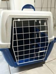 Caixa transportadora para pets