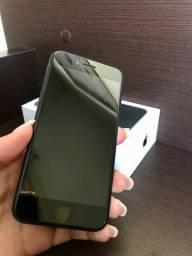 iPhone 7 128GB preto (NÃO TROCO)