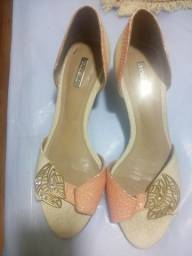 Sapato Dumond número 38 pouco uso R$70,00