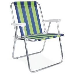 Cadeira de Praia MOR em Alumínio - Ref. 2101