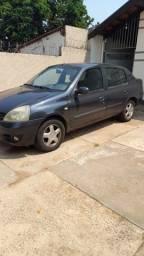 Título do anúncio: Renault Clio Sedam 1.6 16v