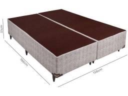 Título do anúncio: Box para cama queen bipartido