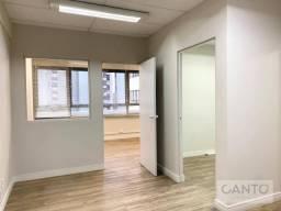 Sala comercial para alugar no Infinity Prime Offices, 43 m² por R$ 1.900/mês - Cabral - Cu