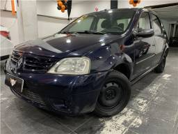 Renault Logan 2009 1.6 expression 8v flex 4p manual