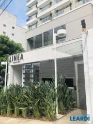 Apartamento à venda com 1 dormitórios em Perdizes, São paulo cod:626796
