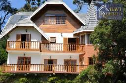 Sobrado com 4 dormitórios à venda, 460 m² por R$ 1.650.000,00 - Condomínio Aldeia Austríac